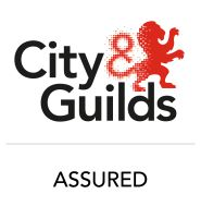 City & Guilds Accredited Programme